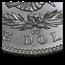 1878-1921 6-Coin Morgan Dollar Mintmark Set BU