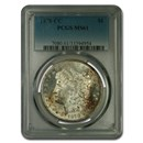 1878-CC Morgan Dollar MS-61 PCGS