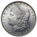 1878 Morgan Dollar 7/8 Tailfeathers BU