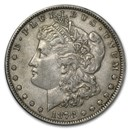 1878 Morgan Dollar 7/8 Tailfeathers XF