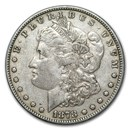 1878 Morgan Dollar 7 Tailfeathers Rev of 78 XF