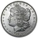 1878 Morgan Dollar 7 Tailfeathers Rev of 79 BU