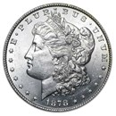 1878 Morgan Dollar 8 Tailfeathers BU