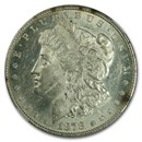 1878 Morgan Dollar 8 TF MS-60 NGC