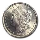1878 Morgan Dollar 8 TF MS-61 NGC
