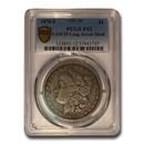 1878-S Morgan Dollar Fine-12 PCGS (VAM-59, Long Arrow Shaft)