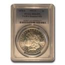 1878-S Morgan Dollar MS-63 PL PCGS (VAM-6, Doubled Rib)