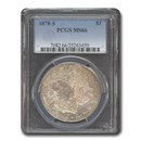 1878-S Morgan Dollar MS-66 PCGS