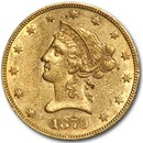 1879 $10 Liberty Gold Eagle AU