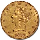 1879 $10 Liberty Gold Eagle XF