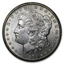 1879-CC Morgan Dollar Capped CC BU