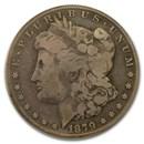 1879-CC Morgan Dollar Capped CC VG