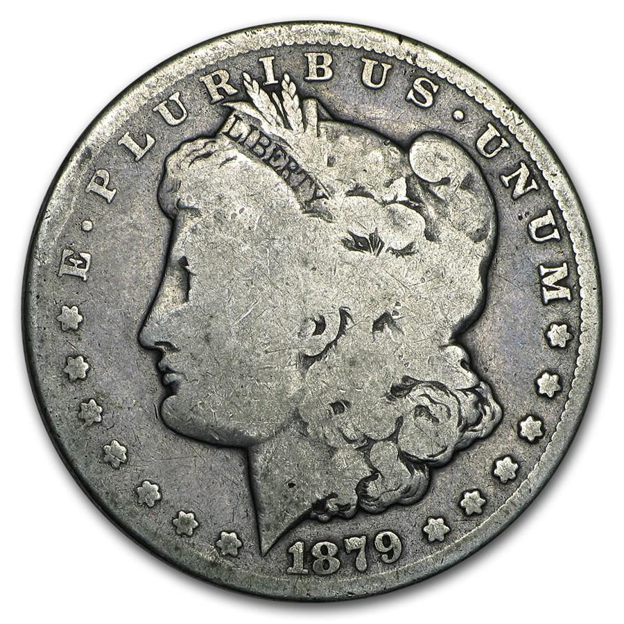 1879-CC Morgan Dollar Good