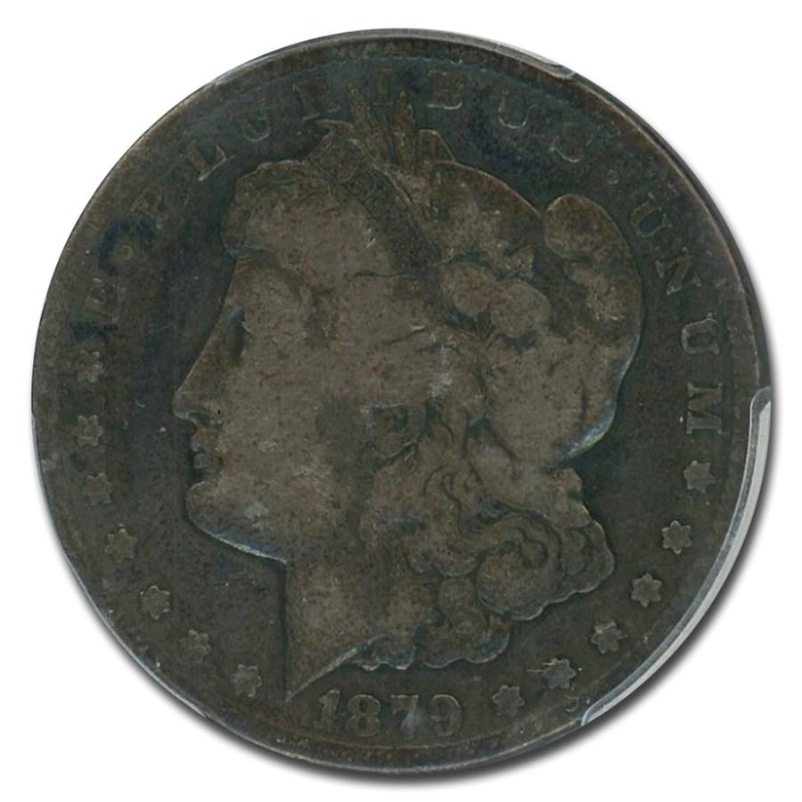 1879-CC Morgan Dollar VG-8 PCGS