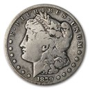1879-CC Morgan Dollar VG Details (Cleaned)