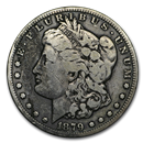 1879-CC Morgan Dollar VG
