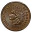 1879 Indian Head Cent MS-63 PCGS (Brown)