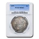 1879 Morgan Dollar MS-66+ PCGS
