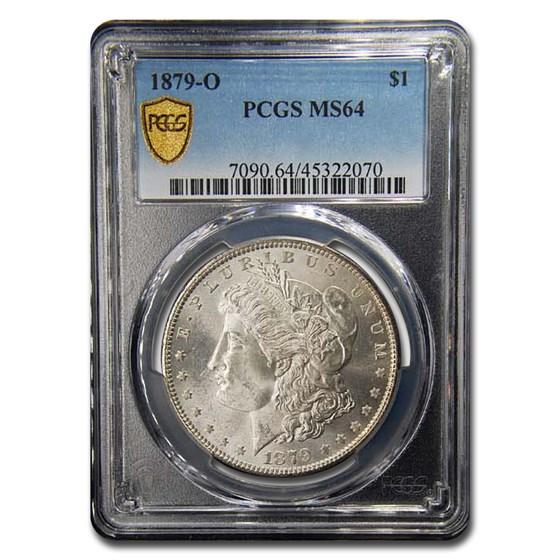 1879-O Morgan Dollar MS-64 PCGS