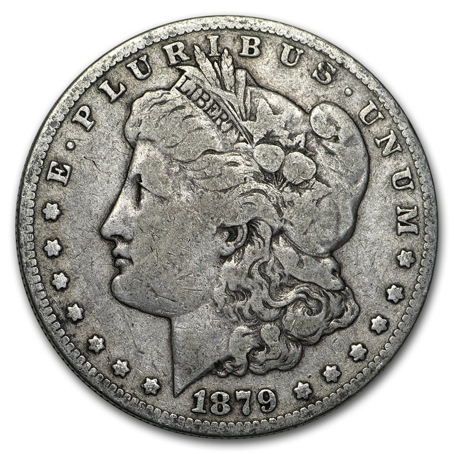1879-O Morgan Dollar VG/VF