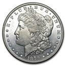 1879-S Morgan Dollar Rev of 78 AU-58