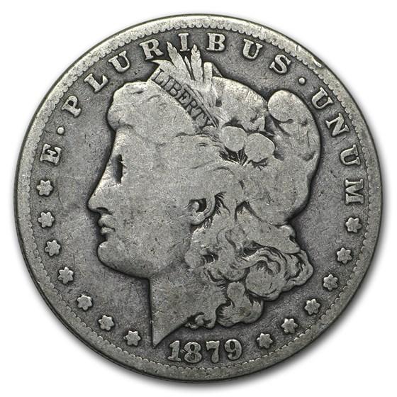 1879-S Morgan Dollar VG/VF
