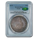 1879 Trade Dollar PR-64 PCGS CAC