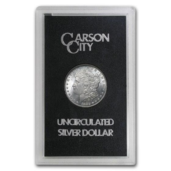 1880-CC Morgan Dollar Rev of 1878 BU (GSA)
