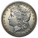 1880-CC Morgan Dollar Rev of 78 AU