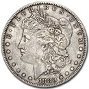 1880 Morgan Dollar XF