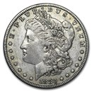 1880-O Morgan Dollar XF