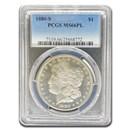 1880-S Morgan Dollar MS-66 PL Proof Like PCGS