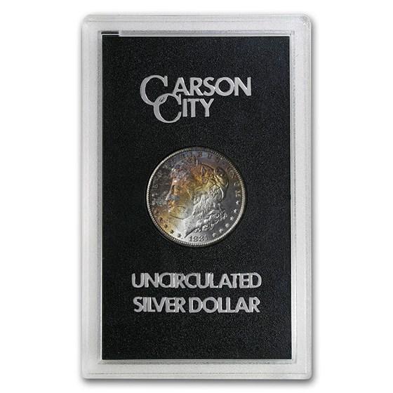 1881-CC Morgan Dollar BU (GSA, Beautifully Toned Rev)