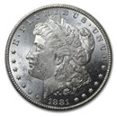 1881-CC Morgan Dollar BU