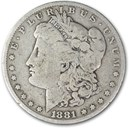 1881 Morgan Dollar VG/VF