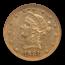 1881-O $10 Liberty Gold Eagle AU-50 NGC