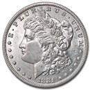 1881-S Morgan Dollar AU