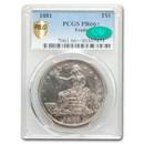 1881 Trade Dollar PR-66+ PCGS CAC