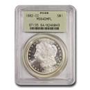 1882-CC Morgan Dollar MS-64 DMPL PCGS
