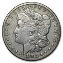 1882-CC Morgan Dollar VF