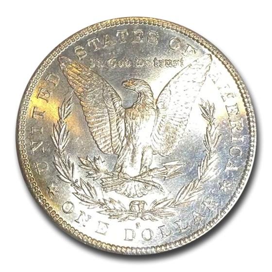 1882-S Morgan Dollar MS-65 PCGS (Old Green Holder)