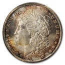 1883-CC Morgan Dollar MS-66 PCGS CAC (Beautiful Toning)