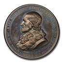 1883 German Saxony-Albertine Copper-Nickel Medal SP-65 PCGS
