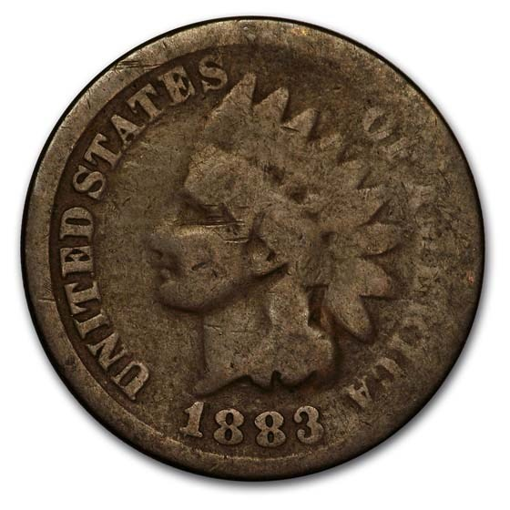 1883 Indian Head Cent AG