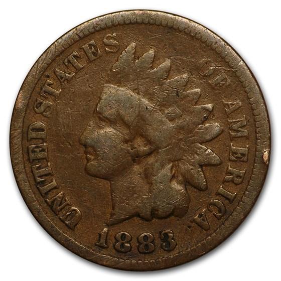 1883 Indian Head Cent Good+