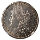 1883-S Morgan Dollar AU-58 NGC