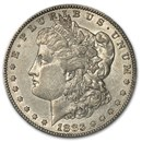 1883-S Morgan Dollar AU Details (Cleaned)
