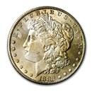 1883-S Morgan Dollar BU Details (Cleaned)