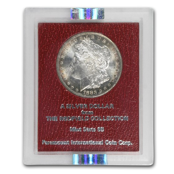 1883-S Morgan Dollar MS-64 NGC (Redfield Hoard)