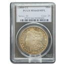 1884-CC Morgan Dollar DMPL MS-66 PCGS